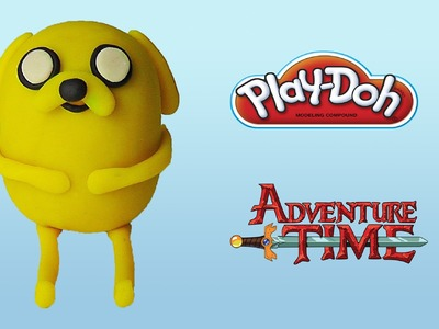 Play Doh Jake the Dog
