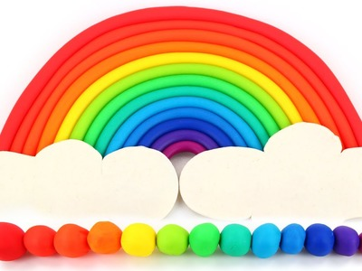 Play Doh Ultimate Rainbow Easy