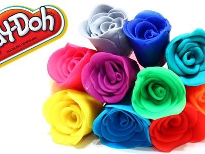 Rainbow Dozen Roses for Valentine's Day Surprise!
