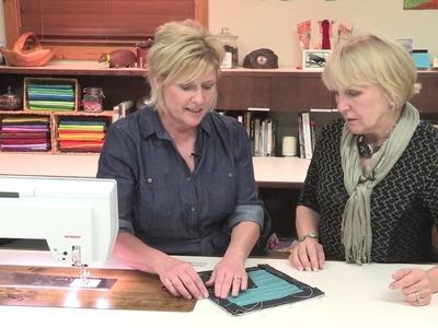 The Quilt Show Tutorial: BERNINA-Perfect Binding Basics - Part 2