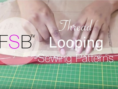 Thread Looping Sewing Patterns