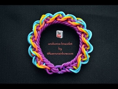 UROBOROS BRACELET HOOK ONLY DESIGN TUTORIAL