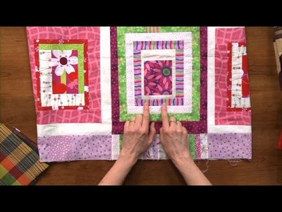Using Stripe Patterns in Quilts  |  National Quilters Circle
