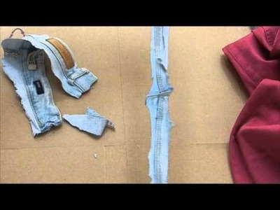What to do with your old jeans?