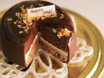 Chocolate Cake: Thank You!
