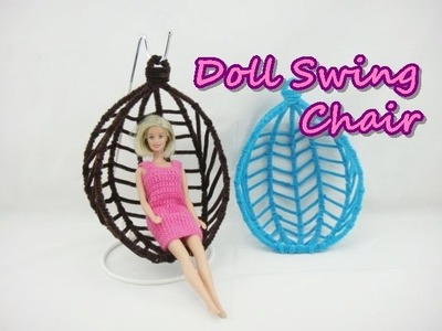 Doll Furniture Tutorial - Swing Chair