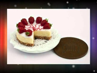 Dolls house miniature food - AmanSpeak Miniatures