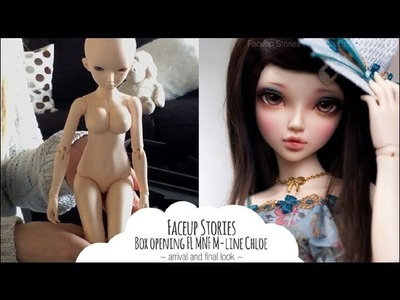 Faceup Stories: [SPECIAL] Box Opening Moe-line Chloe