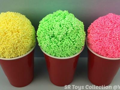 Foam Clay Ice Cream Surprise Toys Shopkins Season 4 Star Wars Minions