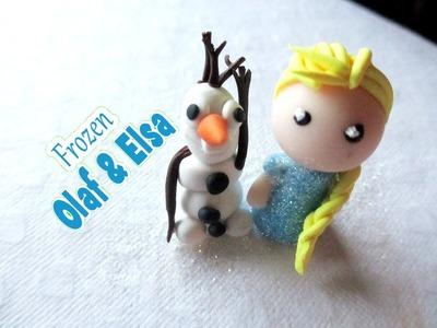 Frozen: Olaf & Elsa