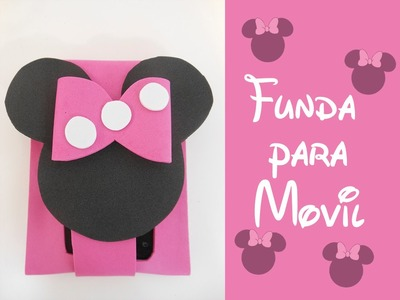Funda para móvil Minnie Mouse (Case for mobile Minnie Mouse)
