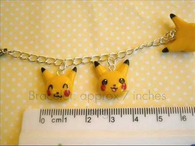 Handmade Pikachu Jewelry for LunarizedGraphics