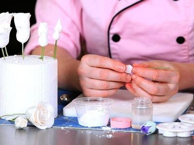 How to Make a Rose Center | Sugar Flowers