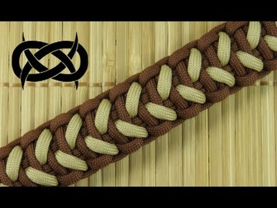 How to make a T.G. Solomon Bar Paracord Bracelet