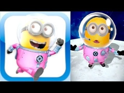 How to make astronaut minion with clay
