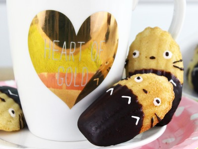 How to Make Totoro Madeleines!