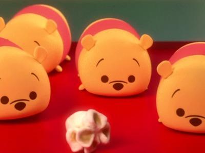 Hunny Popcorn | A Tsum Tsum short | Disney