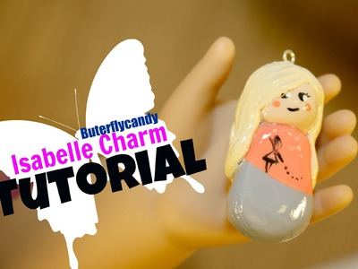 Isabelle Inspired Charm Tutorial | American Girl of the Year doll 2014 | Ballet Dancer