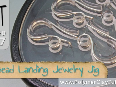 Jewelry Jig for Making Earwires