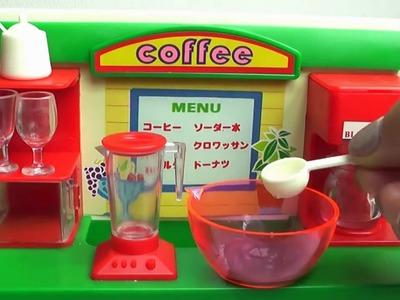 Konapun Iced Coffee & Ice Cream Float
