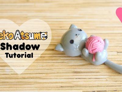 Neko Atsume Shadow & Yarn │ Polymer Clay Tutorial