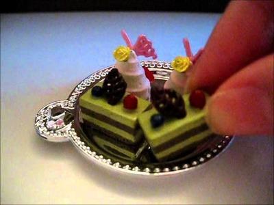 Re-ment - Dessert Time!