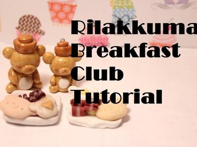 Rilakkuma Breakfast Club Tutorial