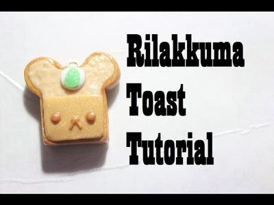 Squishy Inspired Tutorial #2: Rilakkuma Toast