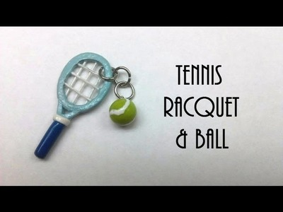Tennis Racquet & Ball: Clay Tutorial