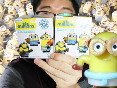 Toy Crafting #6: Minions Blind Box