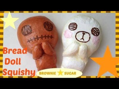 Tutorial: iBloom Bread Doll Squishy!