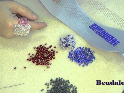 Beadalon Jewel Loom® by Julianna Avelar Tips; Working With Multiple Projects