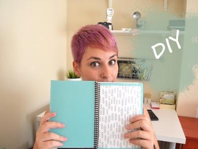 DIY- Decora tu Agenda escolar