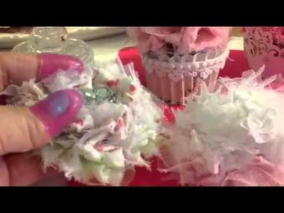 Puffy Cupcake Tutorial Part 2