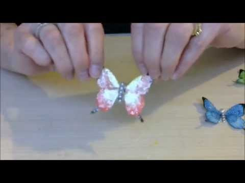 Butterfly tutorial