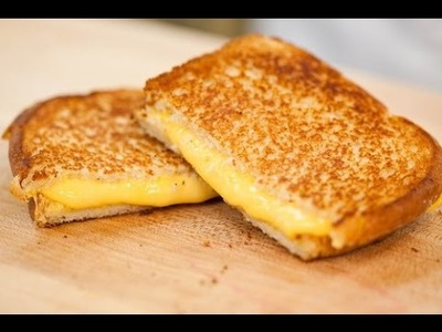 DIY - Grilled Cheese a la Spam
