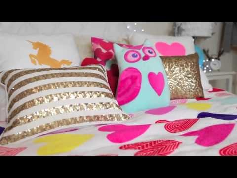 DIY Room Decorations for Valentines Day and more!