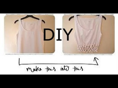 DIY~ shirt