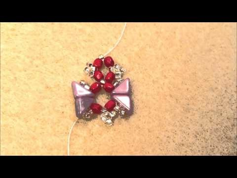 """""""First Frost"""" Bracelet Tutorial, feat. The Tango™ Bead"""