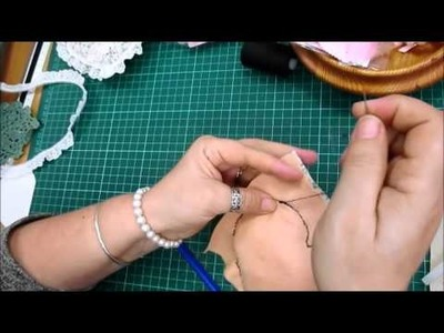Hand Stitched Heart Cushion Tutorial - jennings644