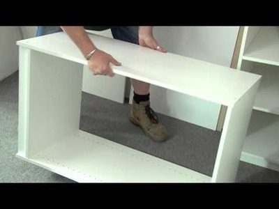How To Fit Out A Linen Closet - DIY At Bunnings