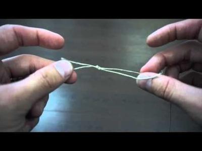 How to Tie Hemp Necklaces (Tutorial) www.Elementality.co