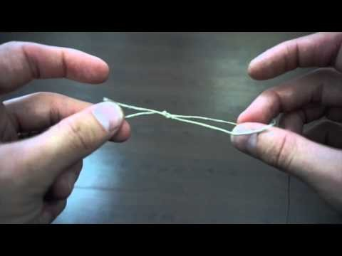 How to Tie Hemp Necklaces (Tutorial) www.Elementality.co