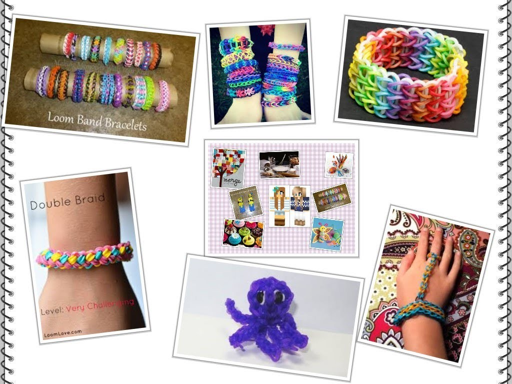 Loom Tutorial {Fishtail Bracelet}