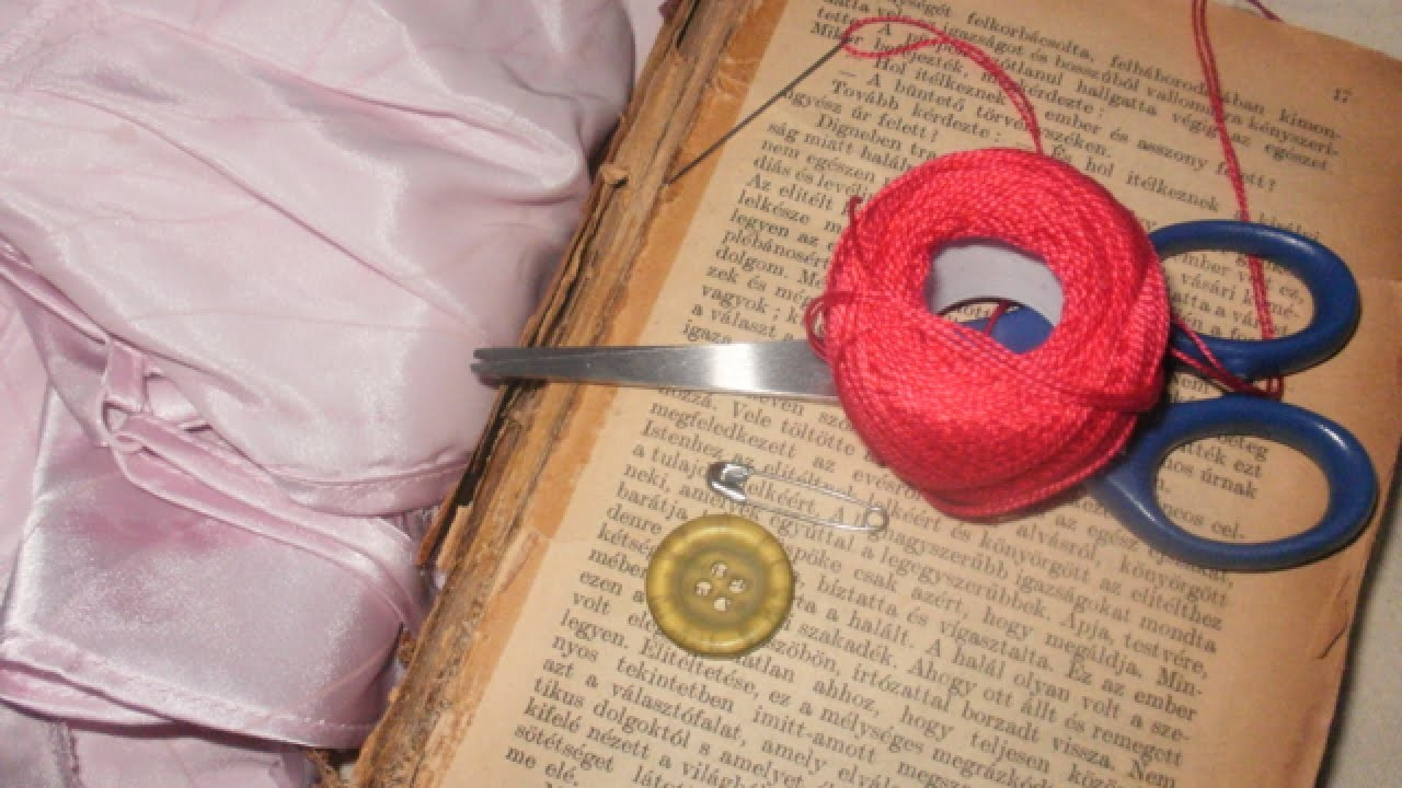 Make an Antique Book Page Brooch - DIY Style - Guidecentral