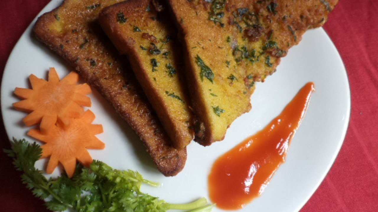 Make Tasty Savoury French Toast - DIY Food & Drinks - Guidecentral