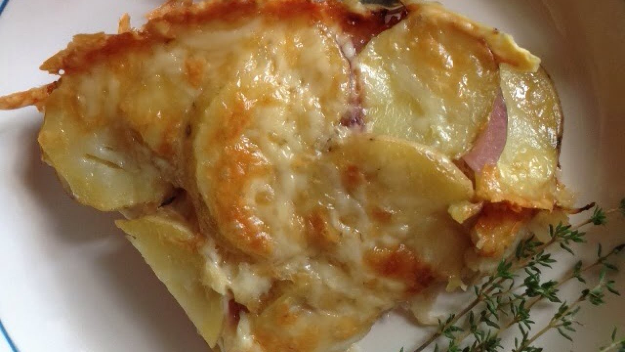 Prepare Sauerkraut and Thyme Potato Gratin - DIY Food & Drinks - Guidecentral