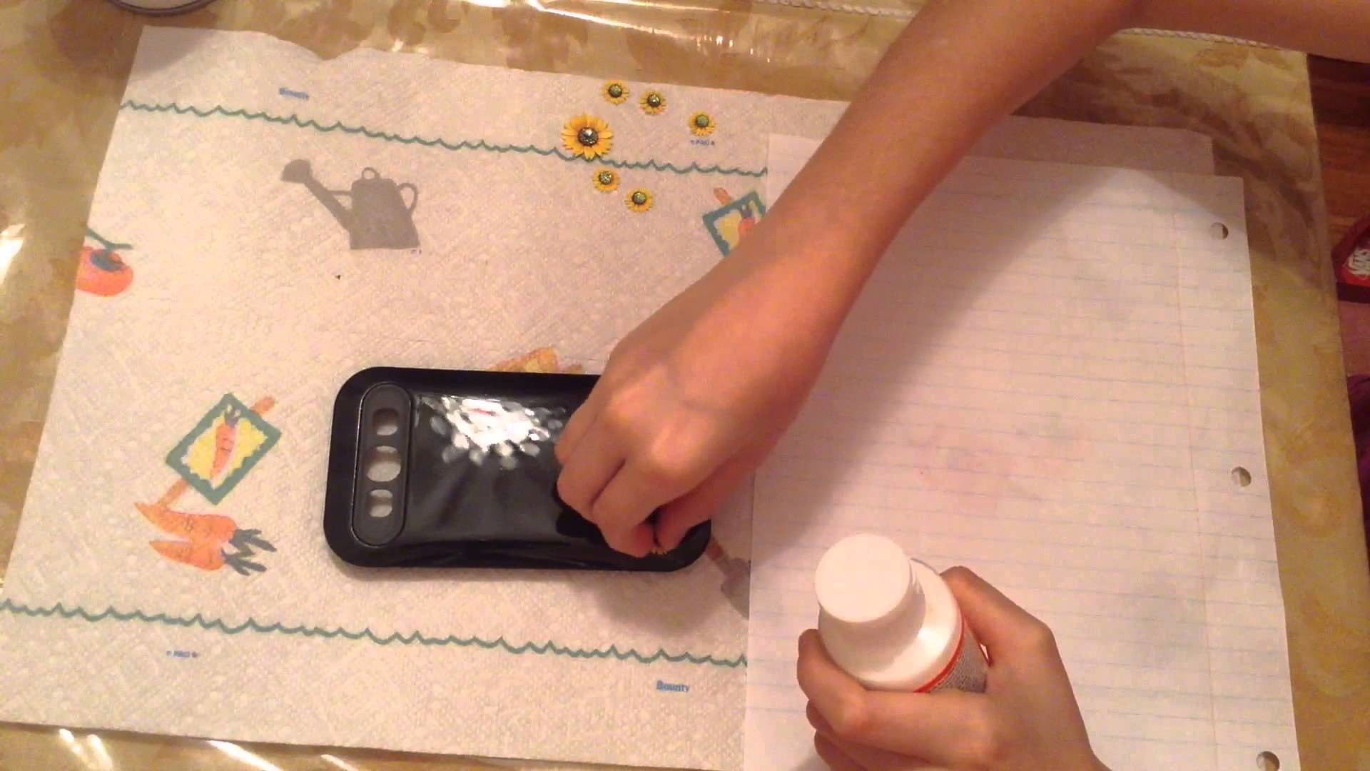 Samsung Galaxy S3 - How to Design your PHONE CASE Tutorial