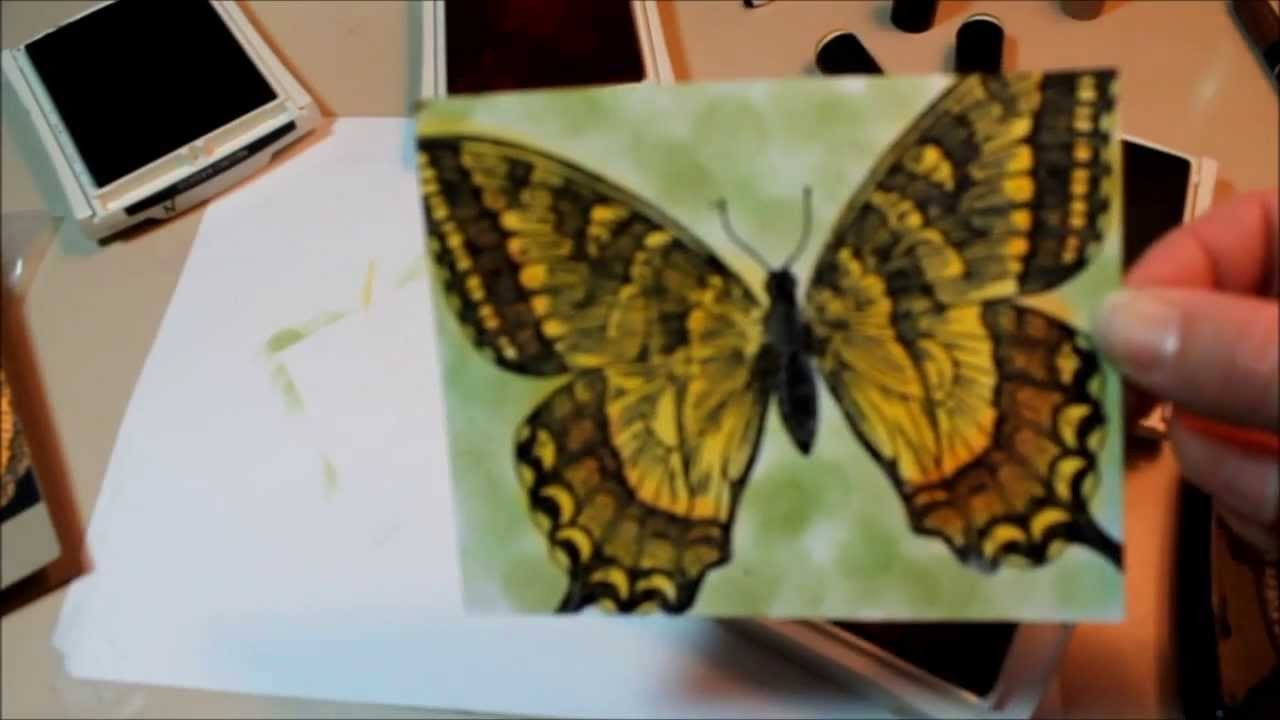 Swallowtail Resist Tutorial