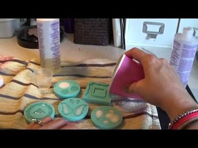 Tutorial on how I make my Resin pieces